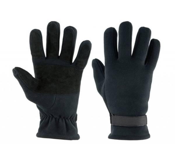 Rękawiczki zimowe polarowe wzór 615/mon