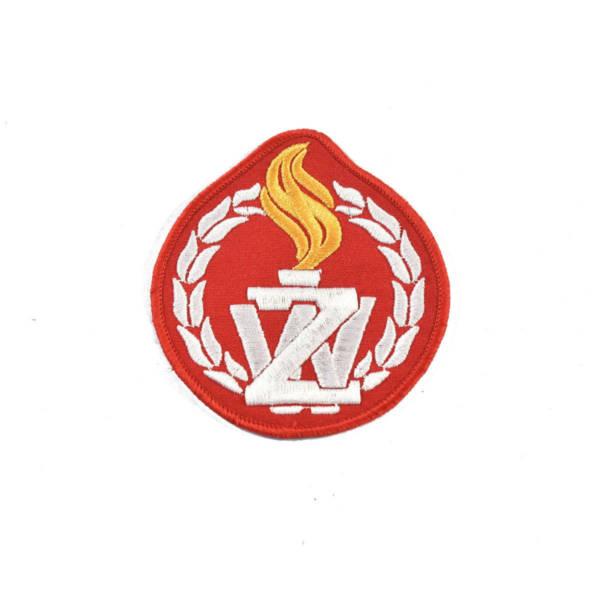 Naszywka emblemat Żandarmerii wojskowej wyjściowy