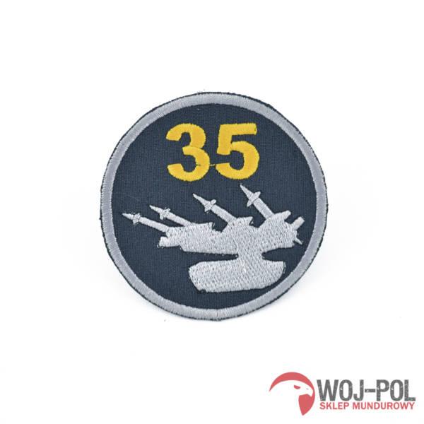 35 dywizjon rakietowy obrony powietrznej wyjściowy