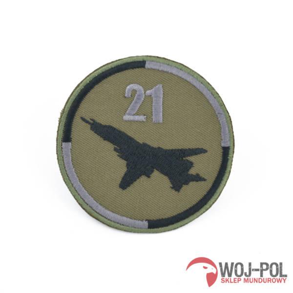 Oznaka rozpoznawcza 21. blt na mundur polowy