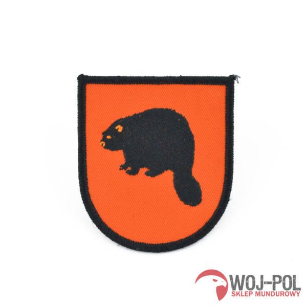 16 wojskowy oddział gospodarczy emblemat naszywka
