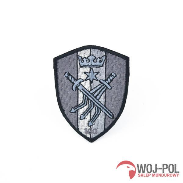 100 batalion Łączności naszywka polowa emblemat