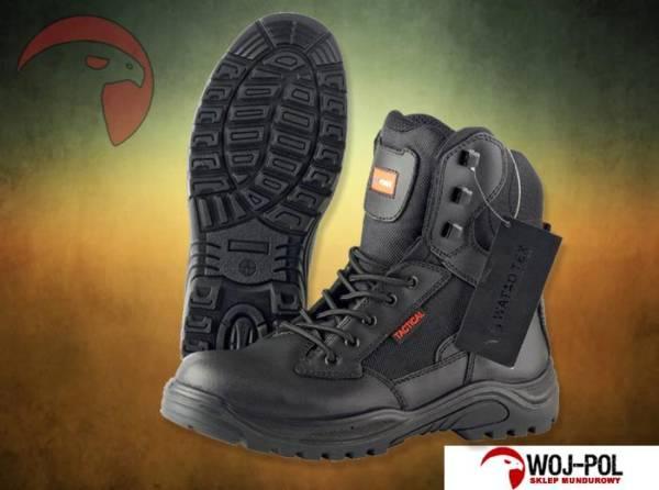 Trzewiki steel power tactical s0 rozmiary 41-48