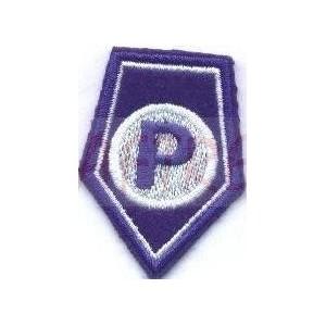 Korpusówka policyjna, oddziały prewencji