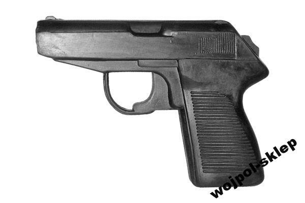 Atrapa gumowa – pistolet p83