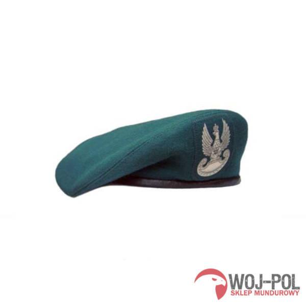 Beret wojska polskiego zielony