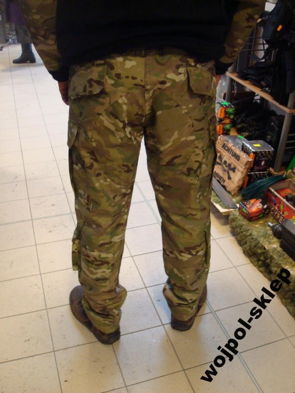Spodnie multicamo camo grom nowoŚĆ!