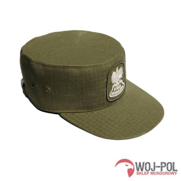 Czapka do munduru służbowego kepi straży granicznej sg