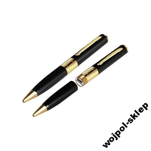 Długopis szpiegowski z mini kamerką