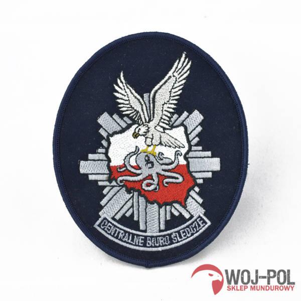 Emblemat centralne biuro Śledcze