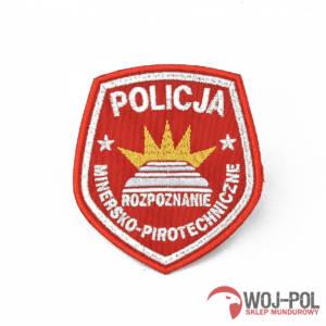 emblemat-policja-rozpoznanie-minersko-pirotechniczne