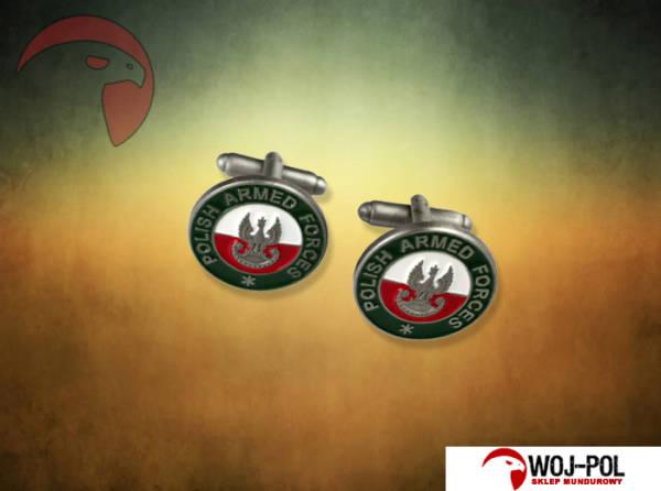 Komplet spinek wp – polish armed forces