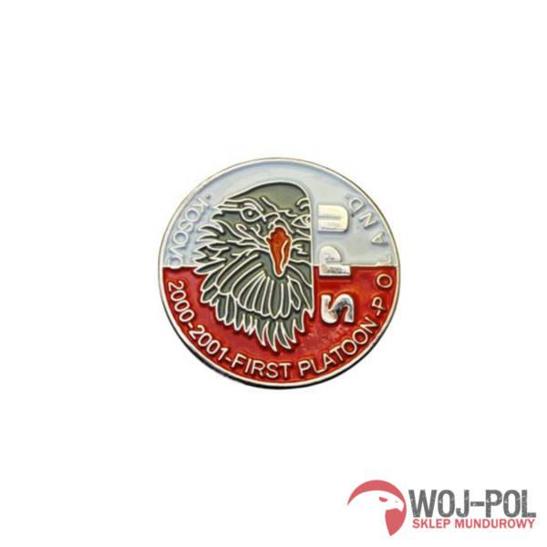 Kosovo 1 kontyngent polskiej policji pins