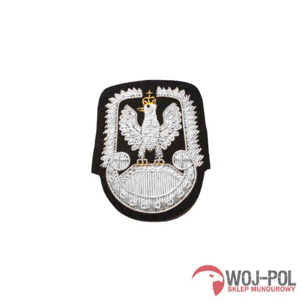 Orzełek sił powietrznych haftowany bajorkiem