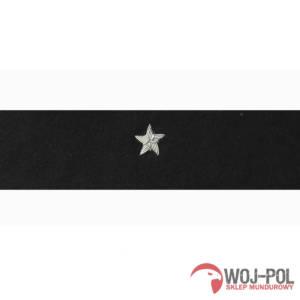 Otok czarny do rogatywki Wojska Polskiego chorąży, major