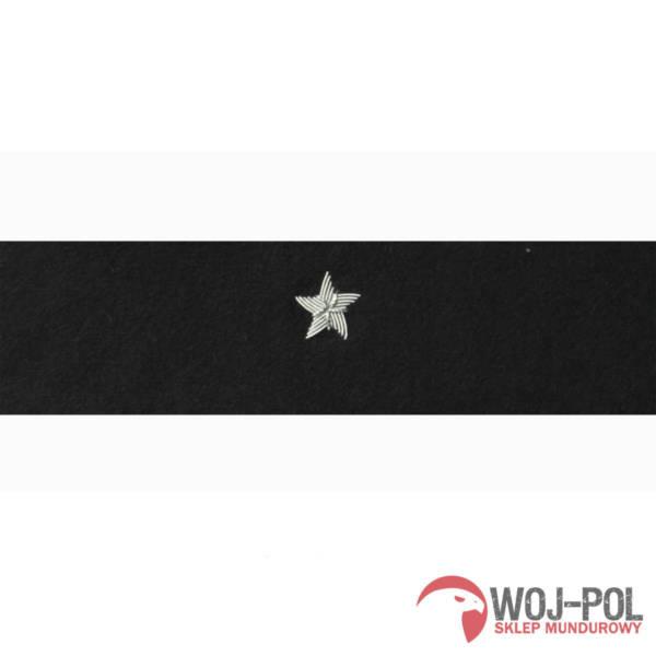 Otok do czapki garnizonowej sił powietrznych (haft bajorkiem) – chorąży, major