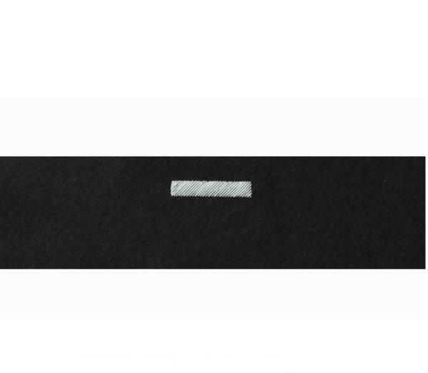 Otok do czapki garnizonowej sił powietrznych (haft bajorkiem) – starszy szeregowy