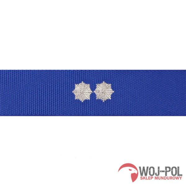 Otok na czapkę garnizonową policji – podkomisarz