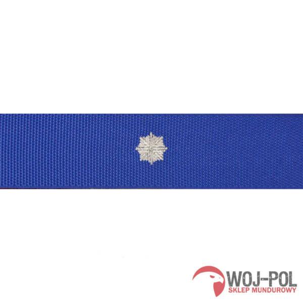 Otok na czapkę garnizonową policji – mł. aspirant