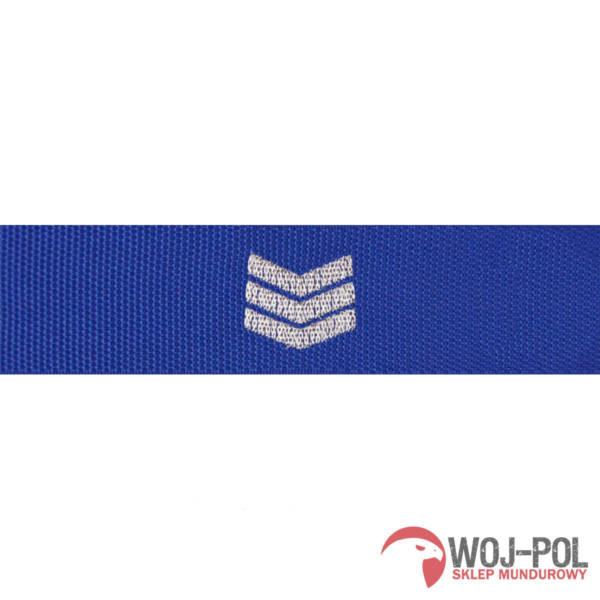 Otok na czapkę garnizonową policji – sierżant sztabowy