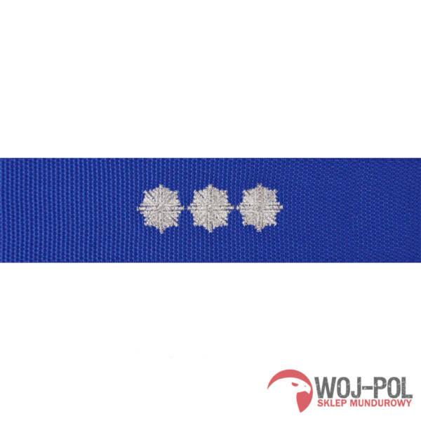 Otok na czapkę garnizonową policji – inspektor