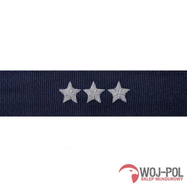 Otok do czapki służby więziennej – porucznik