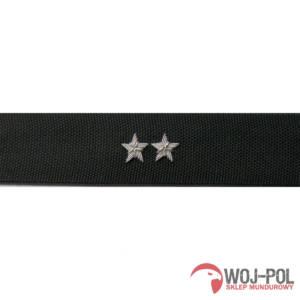 Otok do czapki garnizonowej Sił Powietrznych (haft bajorkiem) starszy chorąży, podporucznik, podpułkownik