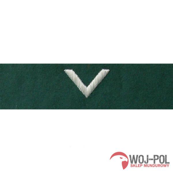 Otok zielony do rogatywki wojska polskiego – sierżant