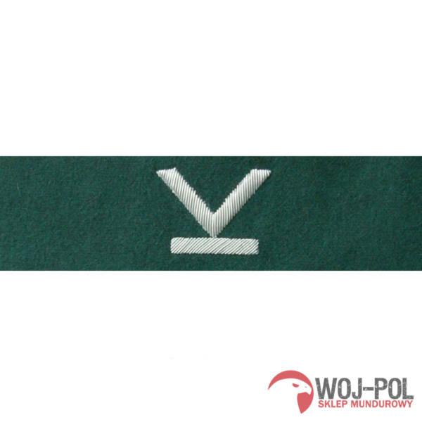 Otok zielony do rogatywki wojska polskiego – sierżant sztabowy