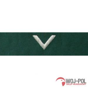 Otok zielony do rogatywki Wojska Polskiego sierżant