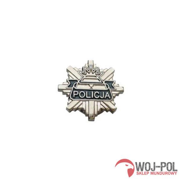 Policja przewodnik pirotechnik pins