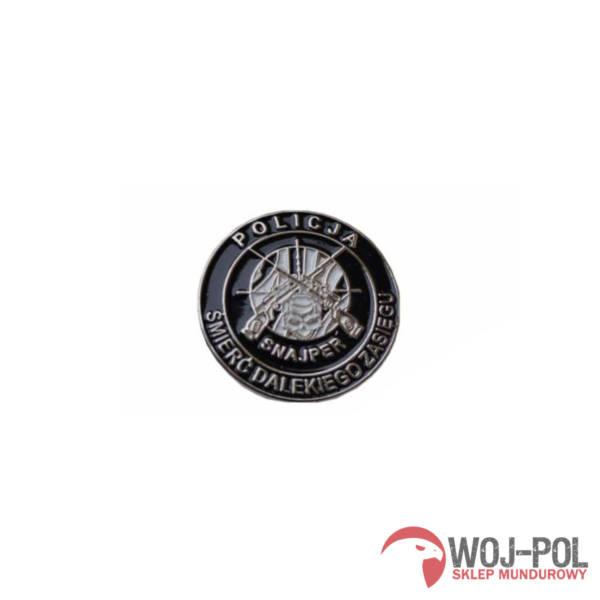 Policja snajper ŚmierĆ dalekiego zasiĘgu pins