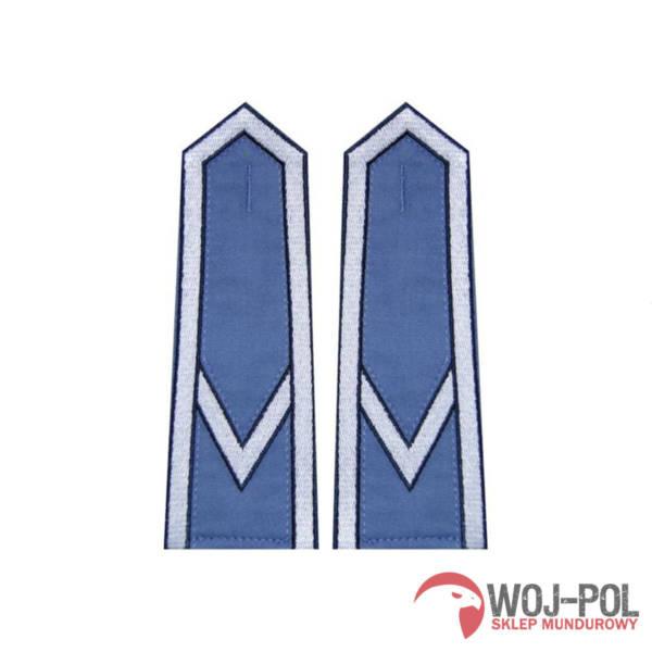 Pagony niebieskie do koszuli sw – sierżant