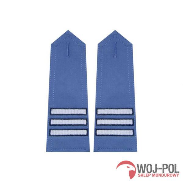 Pagony niebieskie do koszuli sw – starszy kapral