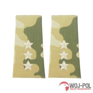 Pagony (pochewki) polowe pustynne - porucznik