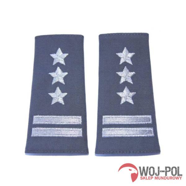 Pagony wyjściowe sił powietrznych pułkownik
