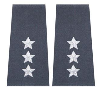 Pagony do kurtki całorocznej sw – porucznik
