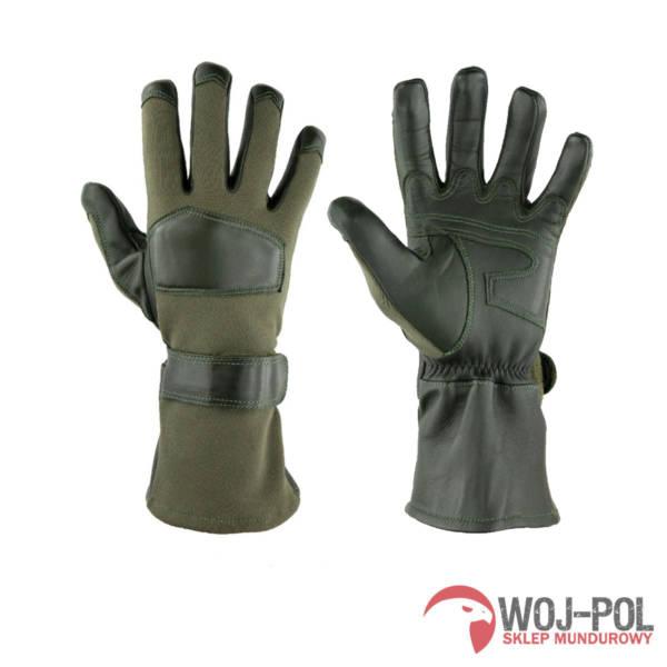 Rękawice strzeleckie dla służb specjalnych