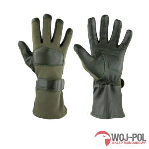 Rękawice strzeleckie dla służb specjalnych 1