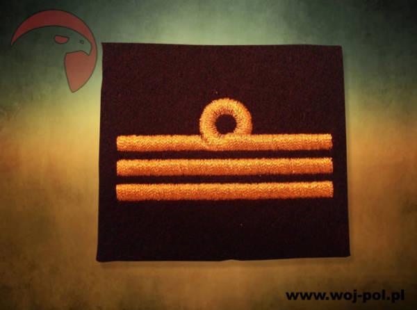 Stopień na sweter kurtkę mw porucznik marynarki
