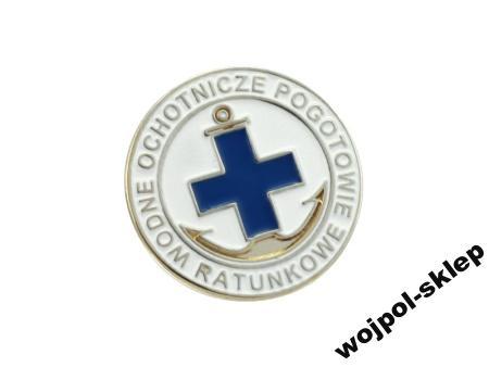 Wopr wodne ochotnicze pogotowie ratunkowe pins