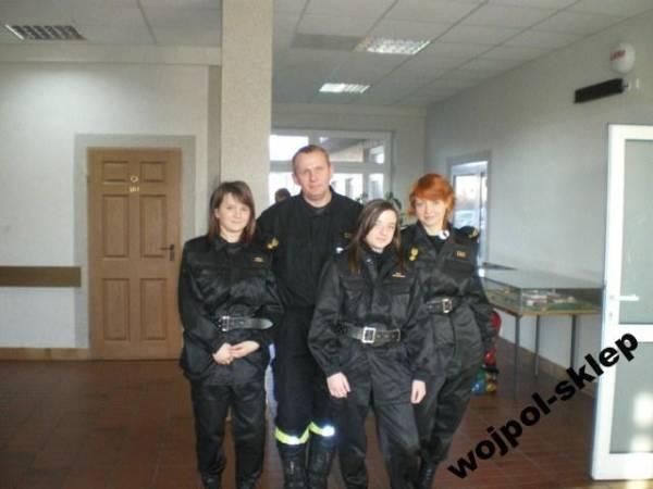 Klasa straży pożarnej od skarpetek po czapkę