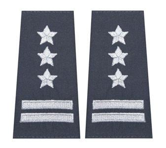 Pagony do kurtki całorocznej sw – pułkownik