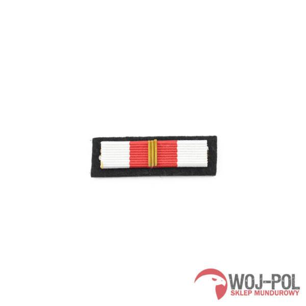 Baretka medal za zasŁugi dla poŻarnictwa zŁoty