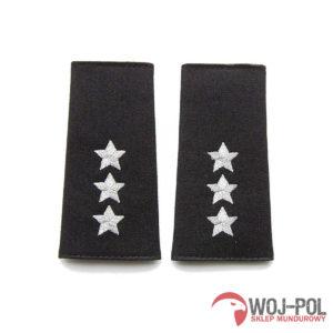 pagony-pochewki-czarne-do-polaru-strazy-granicznej-porucznik