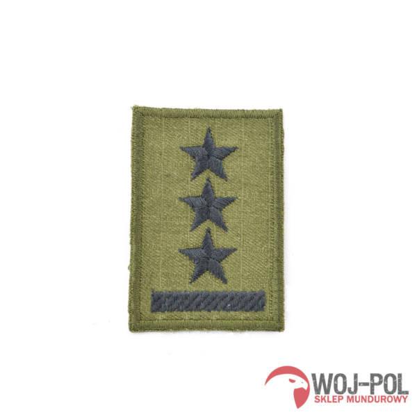 Stopień na czapkę letnią sg – porucznik