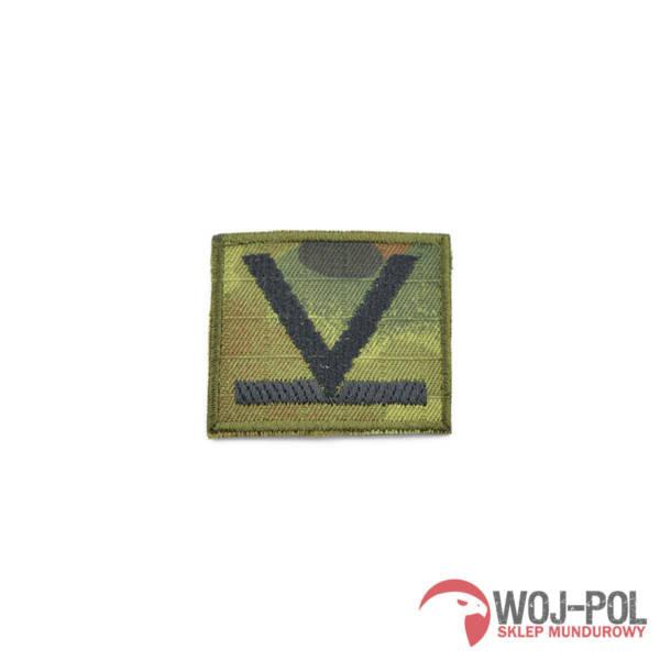 Stopień do czapki polowej – wzór sg14 sierżant sztabowy