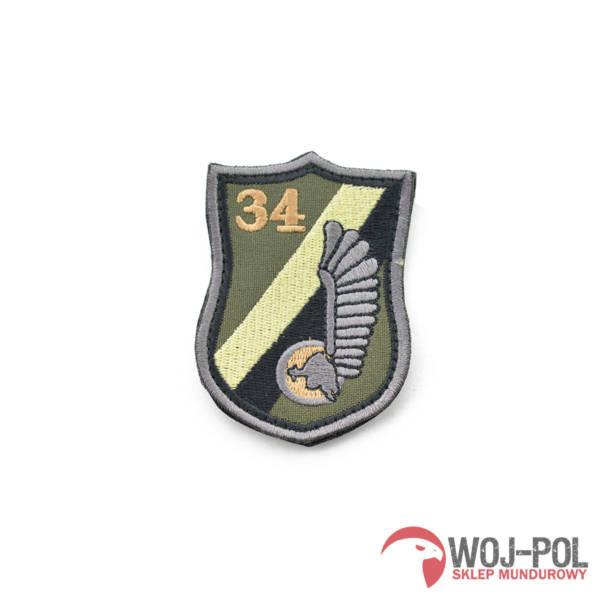 34 brygada kawalerii pancernej naszywka polowa
