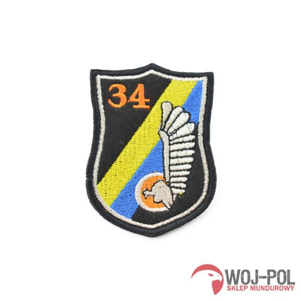 34 brygada kawalerii pancernej naszywka wyjściowa