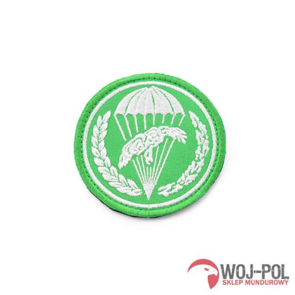6 batalion powietrznodesantowy naszywka zielona
